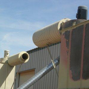 silencer silenciador ruido fabrica industrial