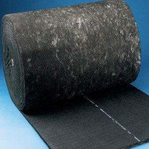 fibra de vidrio absorbacion